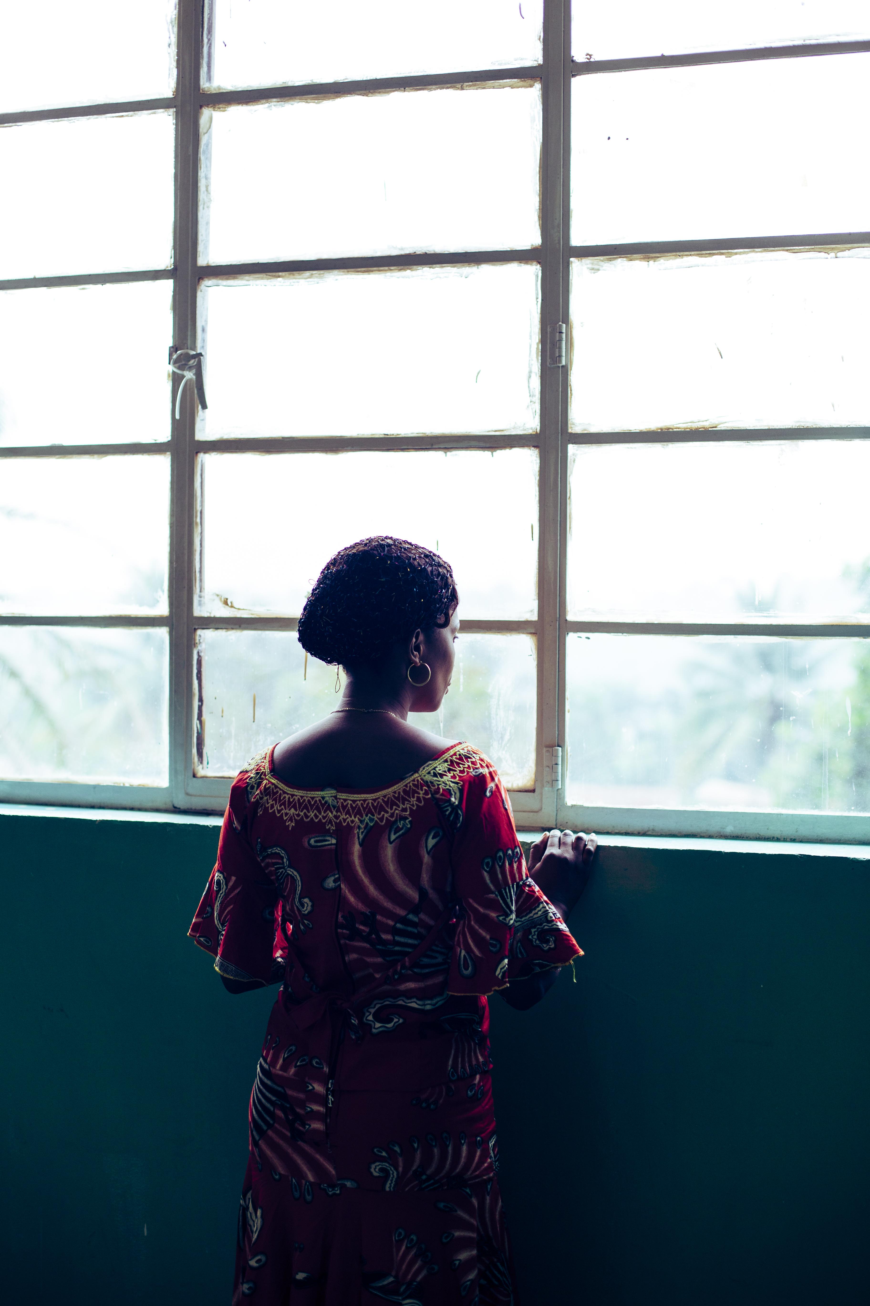 카사이 지역에서 국경없는의사회의 지원을 받는 성폭력 생존자 비비체 ⓒGhislain Massotte/MSF