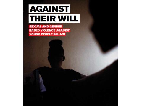 아이티: 여성 및 소녀 대상 성범죄, 우려 수준