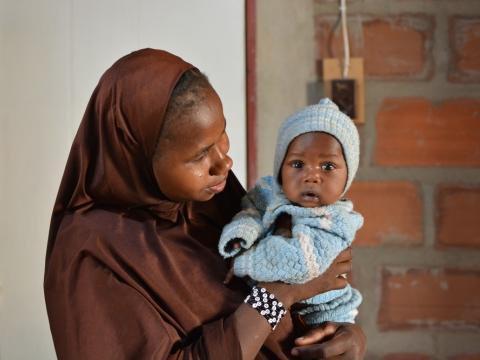 설사로 인한 사망으로부터 아동 수천 명을 지켜줄 획기적인 백신