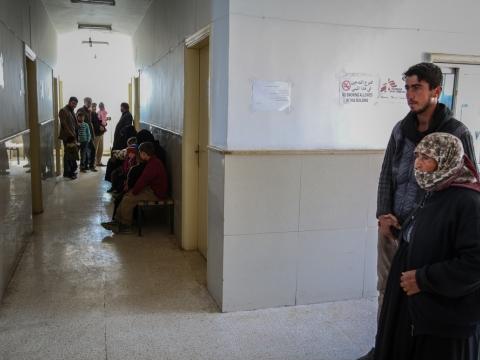 시리아: 6년간의 전쟁 – 교전 단체들은 구호를 허용해야 한다