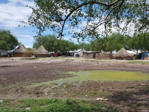 남수단: 지역사회 간 폭력으로 국경없는의사회 직원 포함 사망자 및 부상자 수십 명 발생