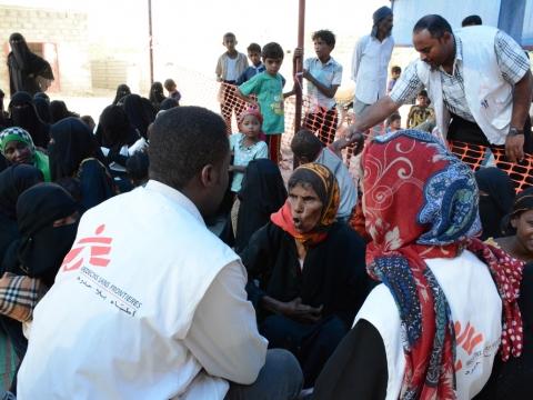 예멘: 콜레라 유행 심각 수준, 식수•위생 개선 시급