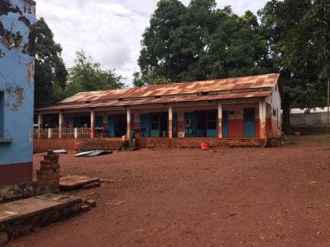 중앙아프리카공화국: 병원서 잔인하게 살해당한 아기