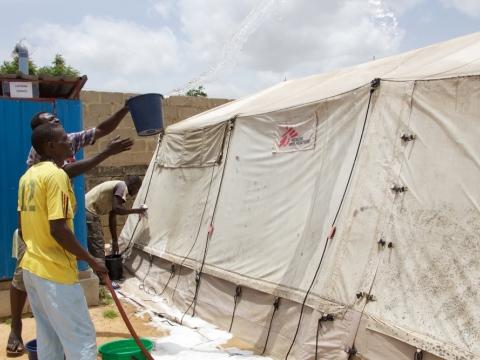 나이지리아: 북동부 콜레라 발병 확산, 국경없는의사회 활동 확대