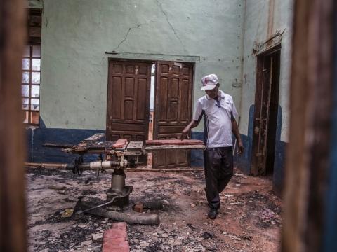 콩고민주공화국: 카사이 시골 지역에 긴급히 필요한 구호 지원