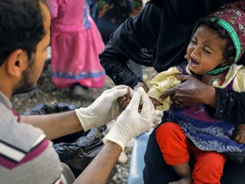 예멘: 말라리아 치료, 그리고 보건 체계 붕괴의 여파