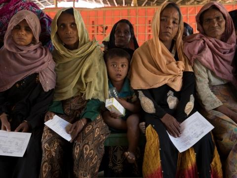 방글라데시: 로힝야 난민과 콕스 바자르 주민에 대한 100만 번의 진료, 그리고 우리가 알게 된 것들