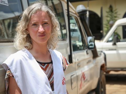 """콩고민주공화국: """"에볼라는 사람, 그리고 신뢰의 문제입니다"""""""