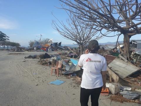 인도네시아: 중부 술라웨시 지진 · 쓰나미 대응 활동 현황