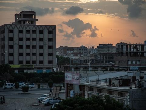 예멘: 아덴의 유일한 코로나19 치료 센터에서 비극의 서막이 열리고 있습니다