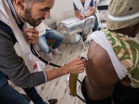 리비아: 분쟁에 갇힌 난민과 이주민을 향한 끝없는 구금, 착취와 학대 <3>
