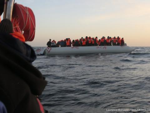 지중해: 오션바이킹 활동 재개 후 두 번의 구조 작업으로 162명 구조