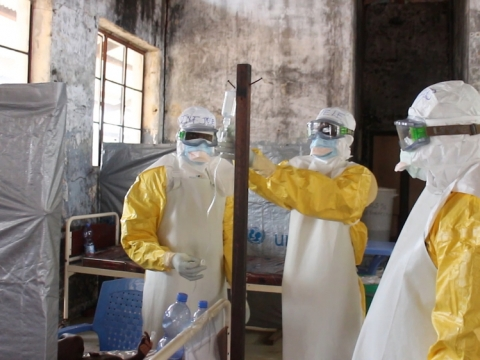 콩고민주공화국: 에콰테르 주에서 열한 번째 에볼라 발생