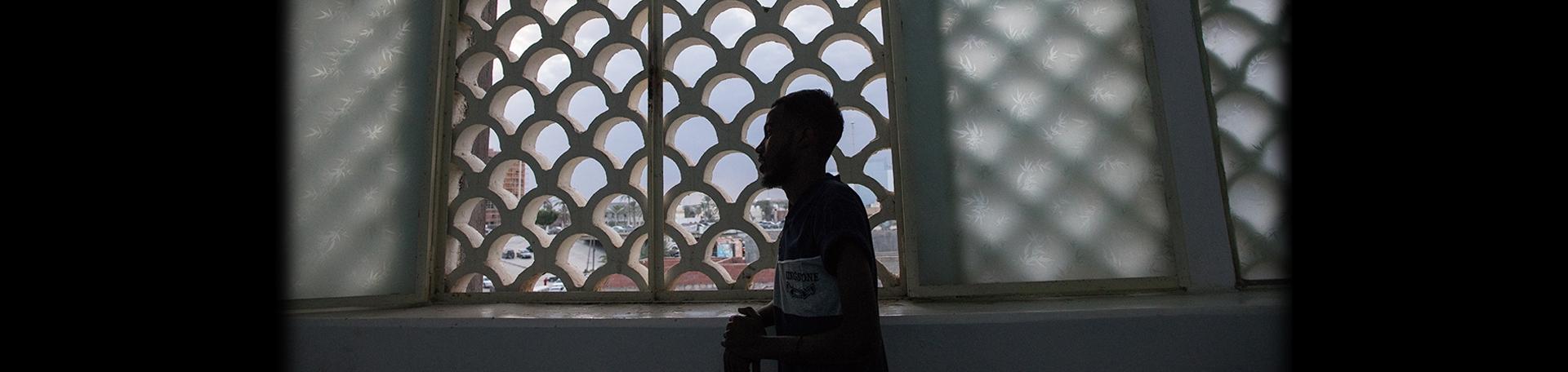 분쟁에 갇혀버린 리비아 난민