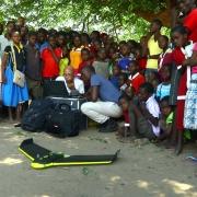 말라위: 드론, 인도주의 활동에 유용한 도구