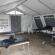시리아: 제로 포인트 – 동구타를 떠나 온 환자들