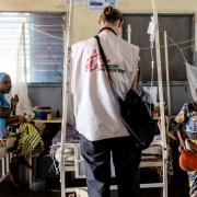 니제르: 영양실조 및 관련 질병을 치료하는 국경없는의사회 팀들의 24시간