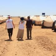 시리아: 공습 아니면 지뢰밭 – 라카 주민들이 맞닥뜨린 치명적인 갈림길