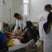 예멘: 사망 환자 막기 위한 외곽 지역 콜레라 구호 시급