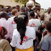 콩고민주공화국: 동부에서 일어난 폭력으로 피난민 다시 이동
