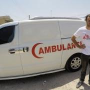 시리아: 긴급한 의료 지원을 빼앗긴 라카 포위 지역 주민들