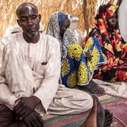 나이지리아: 은갈라 실향민 캠프 국경없는의사회 병원에서