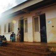 2017년 8월, 중앙아프리카공화국 방가수 병원의 외과 병동 ⓒNatacha Buhler/MSF
