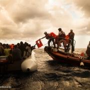 지중해 중부: 588명 구조…그 외 물에 잠긴 실종자 수 미정