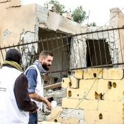 시리아: 라카의 지뢰 제거 시급 … 1주일 만에 폭발 부상자 33명 치료받아