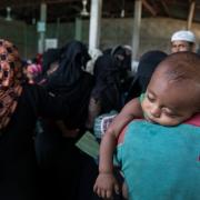 방글라데시: 로힝야 위기 1년 – 열악한 캠프 생활, 불투명한 미래, 법적 지위 부재