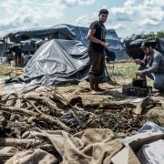 보스니아: 발칸 루트 새 경계선에서 일어나는 국경 횡단 저지, 폭력, 열악한 여건