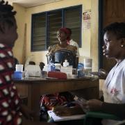 나이지리아 남부 크로스리버 주에서 국경없는의사회가 지원하는 아마나 진료소 ⓒAlbert Masias