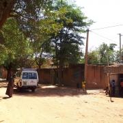 국경없는의사회는 니아메에서 이동 진료소를 운영해 마을 곳곳을 다니며 진료를 하고 있다. ⓒAnna Fliflet/MSF