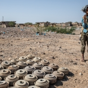 예멘: 남서부 지역 주민을 위협하는 지뢰의 덫
