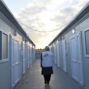 이라크: 부상 치료를 더 힘겹게 만드는 항생제 내성