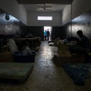 """리비아: """"임의 구금에서 탈출하던 어린 난민은 총살을 당했습니다"""""""