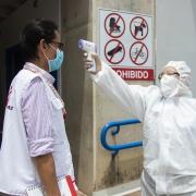 온두라스: 테구시갈파에서 코로나19 환자 치료 시작
