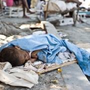 아이티: 대지진 10년 후 – 붕괴 위험에 처한 아이티의 보건 체계
