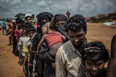 로힝야 난민 : 돌아갈 곳을 잃은 사람들