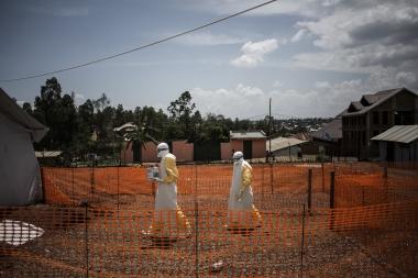 에볼라 창궐