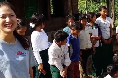 의료 소외 지역을 찾아다니는 보건증진교육가의 하루