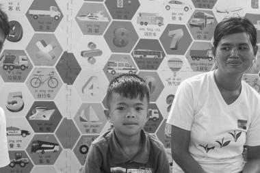 피난 중 다제내성 결핵을 극복한 미얀마 환자 이야기